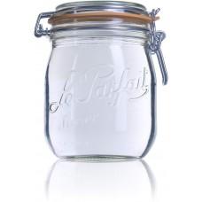 6 x 750ml Le Parfait SUPER jar with seal