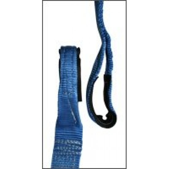 8,000kg break strength 60mm x 9m  Aerofast 4WD Off Road Recovery Strap