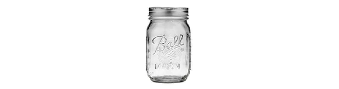 Ball Mason Single Jars