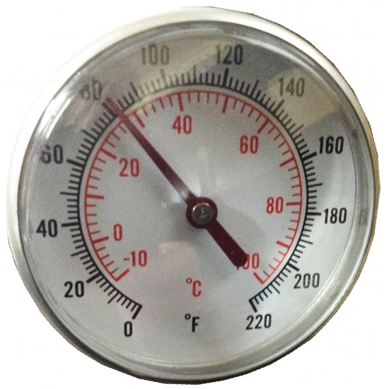 Cheese-making thermometer
