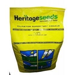 Supertuff Couch Grass Seed with Fertiliser