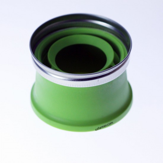 Herb Saver Attachment Suits Wide Mouth Mason Jar