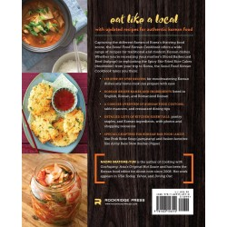 Seoul Food Korean Cookbook Korean Cooking from Kimchi  and Bibimbap to Fried Chicken and Bingsoo