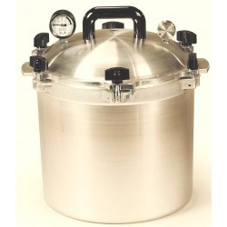 All American 21 Quart (20 litre) Pressure Canner