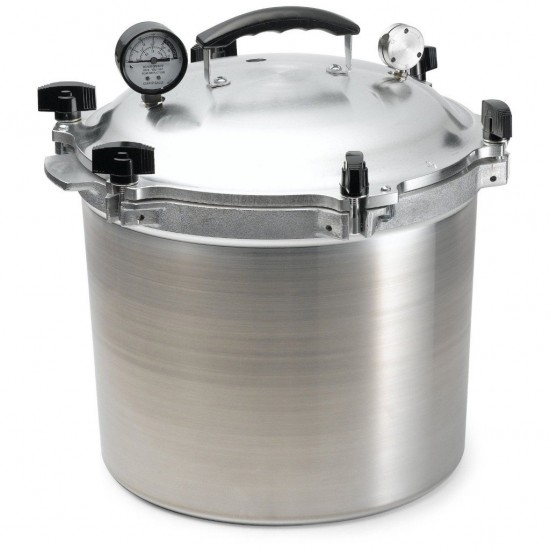 All American 41.5 Quart (39 Litre)  Pressure Canner
