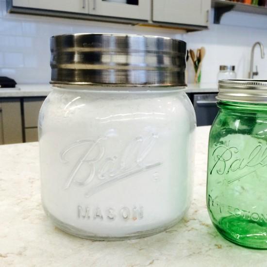 Ball Super Wide Mouth Half Gallon 64oz Storage Jar