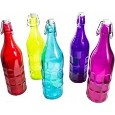 Bormioli Rocco 1 Litre Archelitro Swing Top bottle