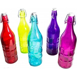 Bormioli Rocco 1 Litre Archelitro Swing Top bottle