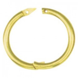 Bronze Pierceasy Bull Nose Ring
