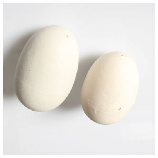 Ceramic / China Fake Brooder Laying Eggs