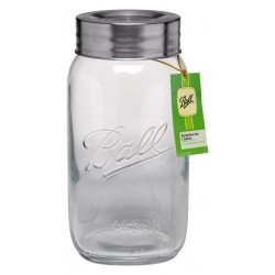 Gallon 4 Litre Ball Mason Commemorative Storage Jar