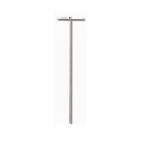 Galvanised Portable Earth Stake for Electric Fence Thunderbird