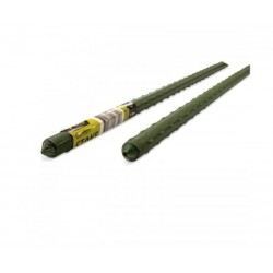 Green PVC Coated Steel Stake 120mm x 11mm