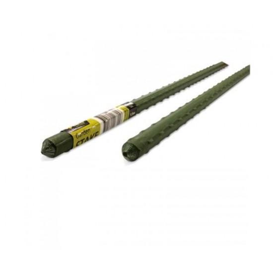 Green PVC Coated Steel Stake 1200mm x 11mm
