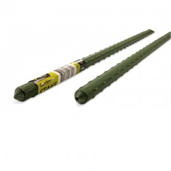 Green PVC Coated Steel Stake 900mm x 8mm