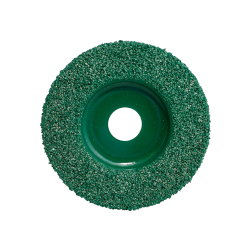 Green V Groove Disc - suits Electric Hoof Knife Farming Supplies