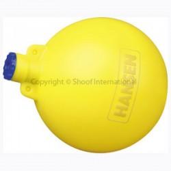 Hansen Fast Flo Ball Float 115mm Hi-Vis