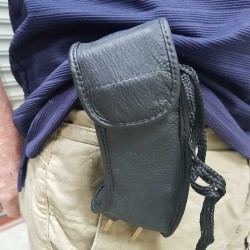 Holster /Pouch to Suit Farmhand Battery Charged Cattle Prod