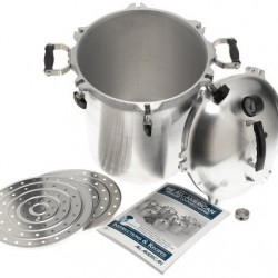 All American 25 Quart (23.5 litre) Pressure Canner