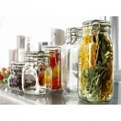 2 litre Bormioli Rocco Fido Swing Top Preserving  Jar