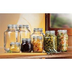 4 litres Bormioli Rocco Fido Swing Top Preserving  Jar