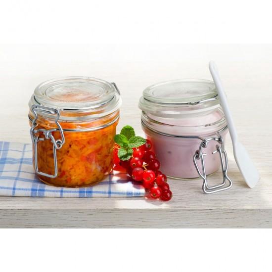 350ml Bormioli Rocco Fido Swing Top Preserving Jar