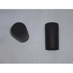 10 x Novatwist Plastic Wine Screw Cap for Glass or P.E.T. Wine and Spirits Bottle