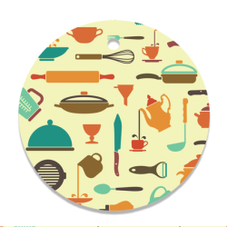 Mason Jar Gift Tags Kitchen Collection