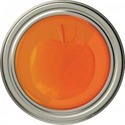 Peach Fruits Jam Lids Suits Regular Mouth Mason Jar Set of 4