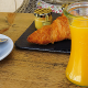 1 x 200ml Cafe Deli Coffee Cappuccino, Latte Cup Jar - 995 Weck