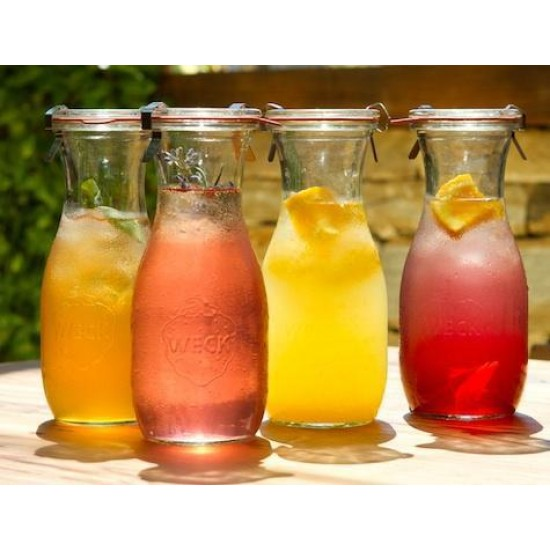6 x 290ml Weck Juice Jar - 763