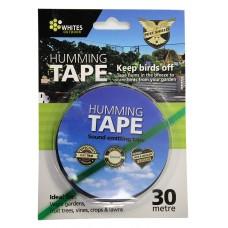 Humming Tape Vibrating Bird Scaring Ribbon 30 metres
