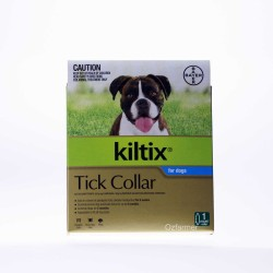 Killtix Tick and Flea Dog Collar up to 5 Months Protection