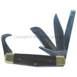 Knife Farrier 5-blade