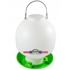 Large Poultry water drinker Crown Ball 2.5l - 12l