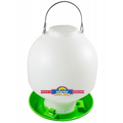 Large Poultry water drinker Crown Ball 2.5l - 12l