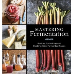 Mastering Fermentation Book by Mary Karlin