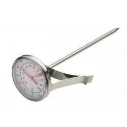 Milk Thermometer Stainless Steel