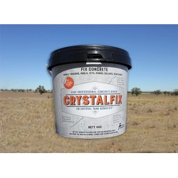 Mr Crystal Crystalfix Easy Professional Concrete Tank Pool Repair