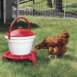 Optional Legs to suit 18l Poultry Drinker Bucket Waterer Farming Supplies