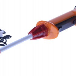 Orange Rechargeable Cattle Prodder Handle Only