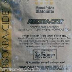 Organic Animal Wormer Food Grade Diatomaceous Earth Absorbacide 4kg