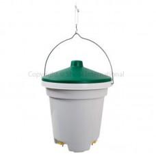 Poultry Drinker Nipple Bucket 12L cpt