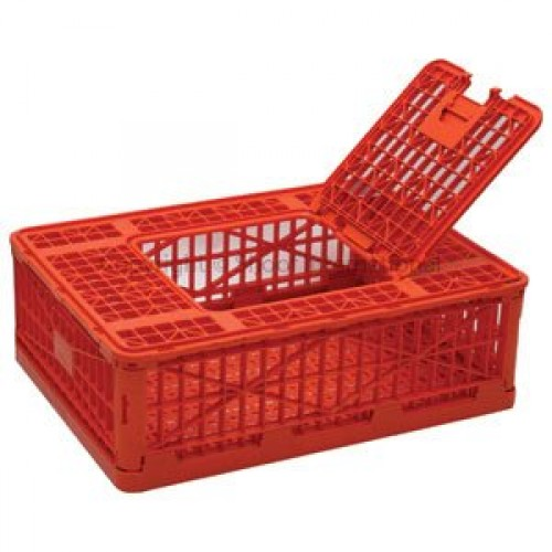 Poultry Folding Cage Carrier