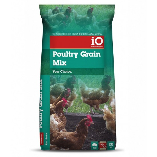 Poultry Grain Scratch Mix 20kg Independents Own