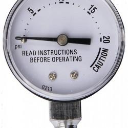 Presto pressure canner gauge