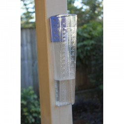 Rain Gauge150mm / 6 inch capacity