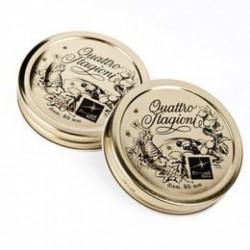 Replacement lids suit Bormioli Rocco Quattro Stagioni jars