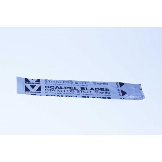 Scalpel Blades No 22 x 10
