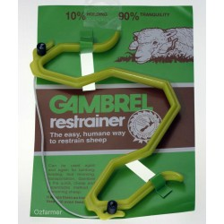 Sheep / Goat / Calf Restrainer Gambrel